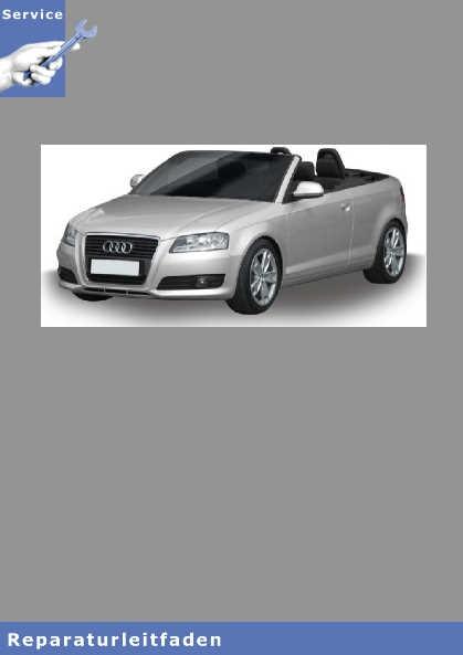 Audi A3 Cabriolet Stromlaufplan - Reparaturleitfaden   eBay