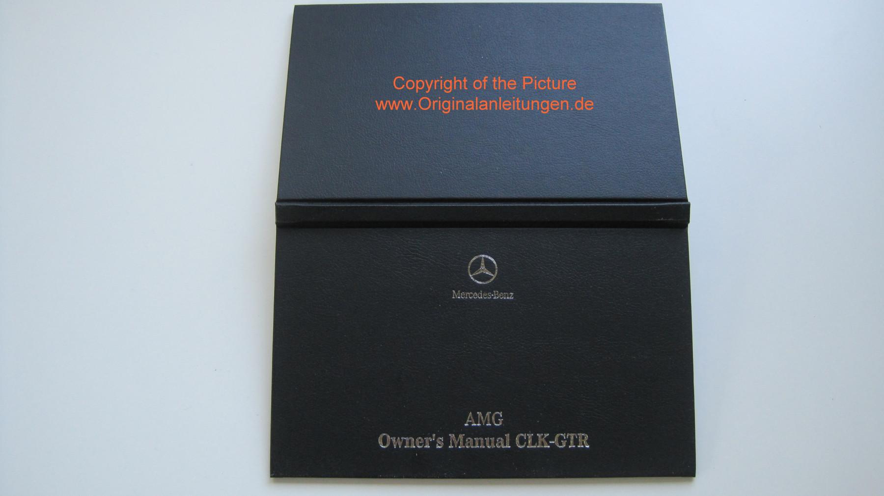 Mercedes Benz AMG CLK-GTR