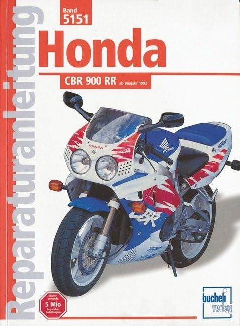 Honda CBR 900 RR Fireblade SC 28 (1992>) - Reparaturanleitung
