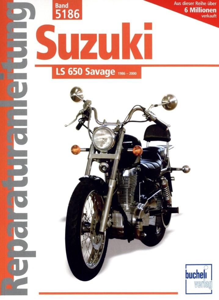 Suzuki LS 650 Savage (1986-2000) - Reparaturanleitung