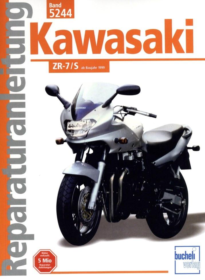 Kawasaki ZR-7/S (1999>) - Reparaturanleitung
