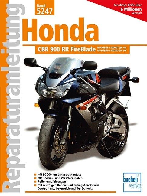 Honda CBR 900 RR Fireblade SC44 / SC50