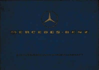 Mercedes O 302 - Unterbau - Ersatzteilliste, Parts List