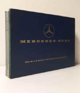 Mercedes LP 333 / 16 - Zusatzliste Fahrgestell-/Aufbau Teileliste, Parts List