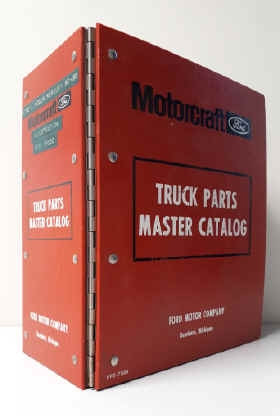 Ford Lincoln Mercury (80-89)  - Parts List
