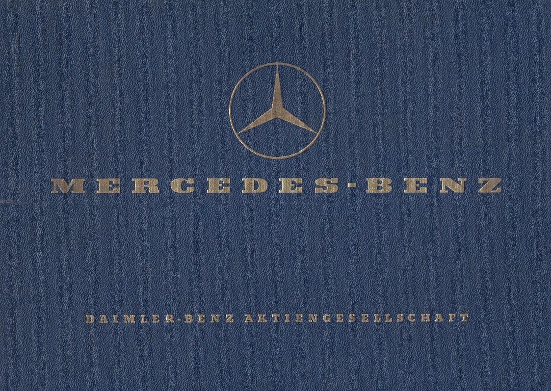 Mercedes Benz O 321 H/HL (1962) - Ersatzteilkatalog