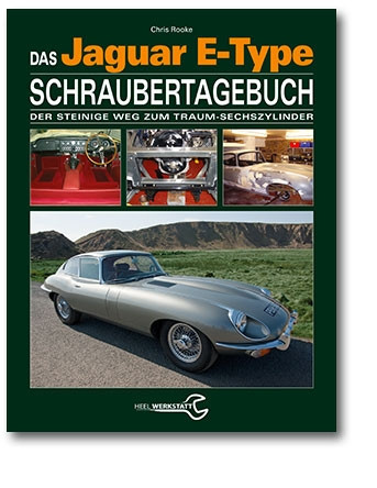 Jaguar E-Type Schrauberhandbuch