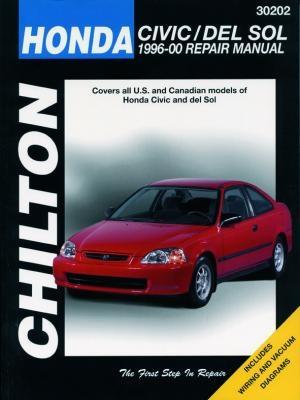 Honda Civic, Del Sol (96-00) - Reparaturanleitung für 29,95 € beim ...