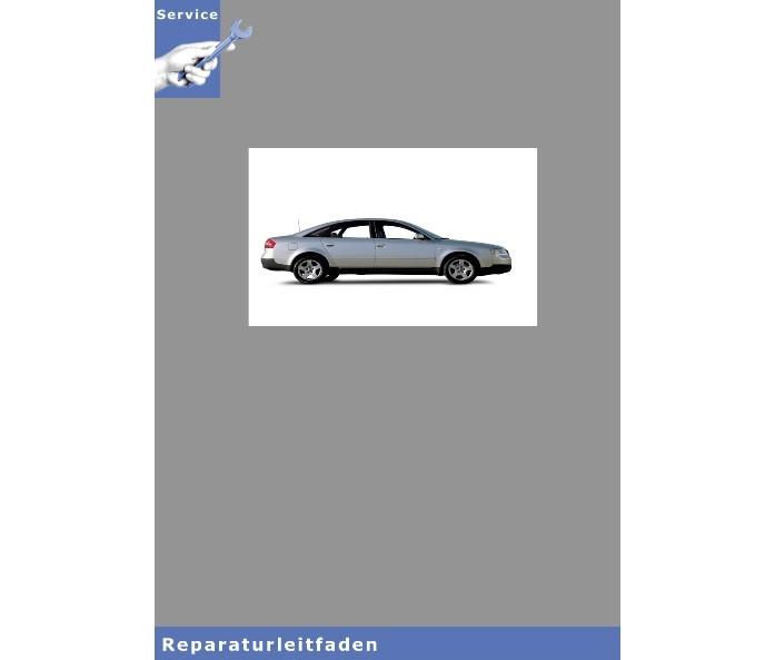 Audi A6 4B (97-05) 2,4l Motronic Einspritz- u. Zündanlage - Reparaturleitfaden