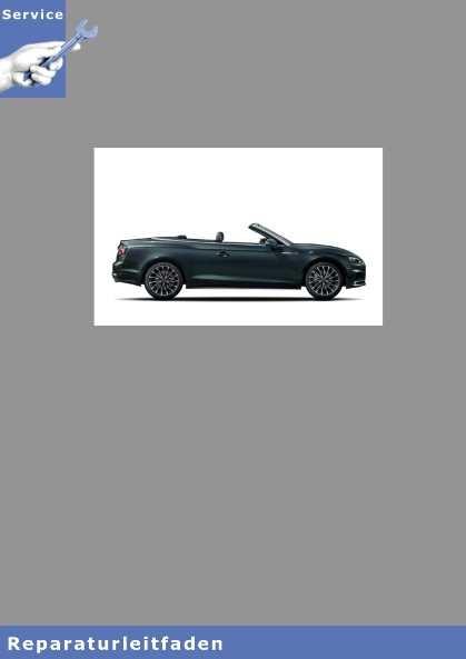 Audi A5 Cabriolet Kommunikation - Reparaturleitfaden