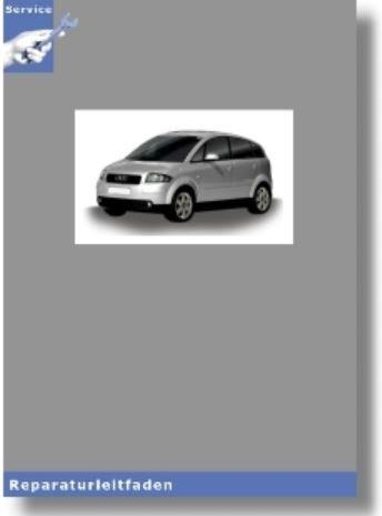 Audi A2 8Z (00-05) 4-Zyl. Direkteinspritzer 1,6l 110 PS Motor Mechanik