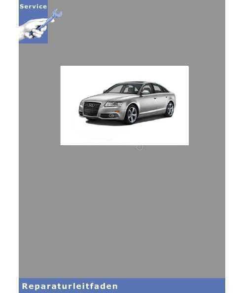 Audi A6 4G (11>) 6-Zyl. Benziner 3,0l TFSI 4V Einspritz- und Zündanlage