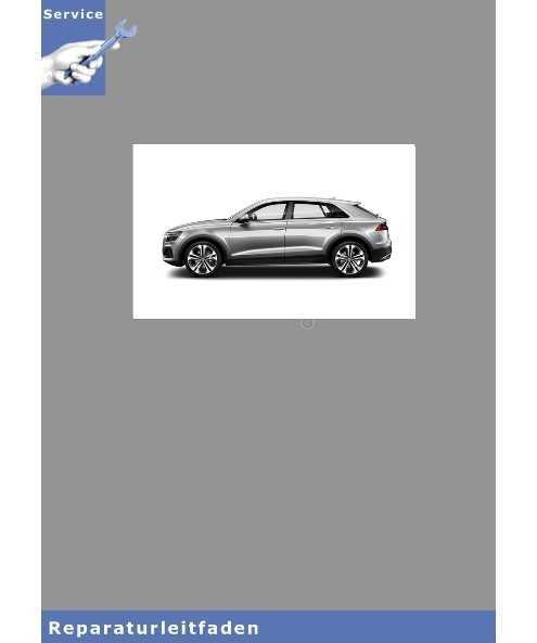 Audi Q8 - Stromlaufplan - Reparaturanleitung