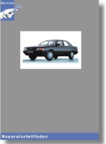 Audi 100 Typ C3 44 (82-91) 5 Zyl. Diesemtotor 2,5l Mechanik - Reparaturleitfaden