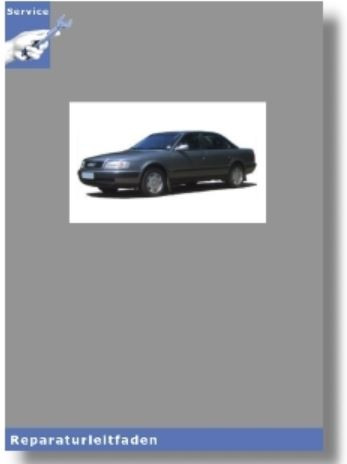Audi 100 C4 4A (90-97) 5-Zyl. 2,4l 82 PS Diesel Motor Mechanik