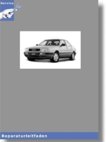 Audi 80 B4 (92-96) Fahrwerk Frontantrieb - Reparaturleitfaden