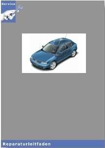 Audi A3 8L 1,8l Motronic Einspritz- & Zündanlage - Reparaturleitfaden