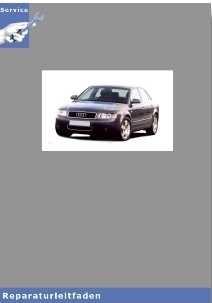 Audi A4 8d 95 02 Karosserie Montagearbeiten Innen