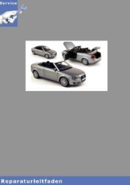 Audi A4 Cabrio 8H (02-06) 6-Zyl. 3,0L 5V Motor, Mechanik - Reparaturleitfaden