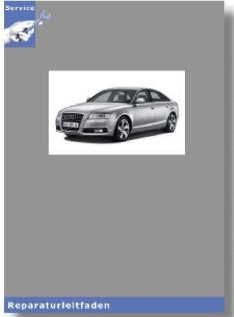 Audi A6 (05-11) 4-Zyl. TDI Common Rail 2,0l 4V Motor Mechanik