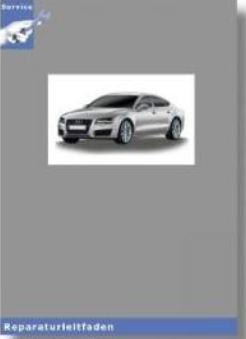 Audi A7 (11>) 6-Zyl. TDI Common Rail 3,0l 4V Motor Mechanik