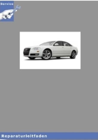 Audi A8 4E Reparaturleitfaden Karosserie Montagearbeiten innen