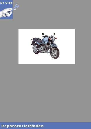 BMW R 1150 R - Reparaturanleitung