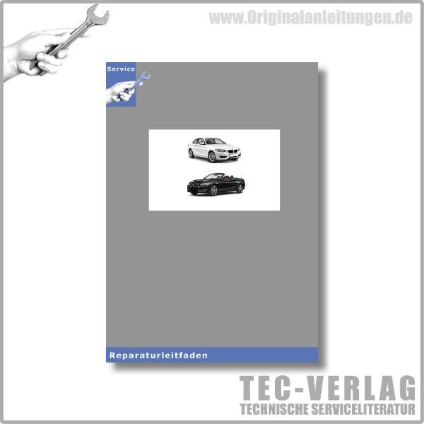 BMW 2er (12>) - Automatikgetriebe - Werkstatthandbuch