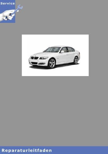 BMW 3er E90 (05-12) 2,0l Dieselmotor N47D20 - Werkstatthandbuch