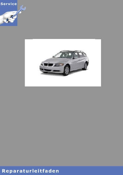 BMW 3er E91 (05-13) Elektrische Systeme