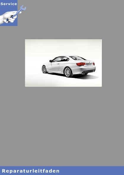 BMW 3er E92 (06-13) Elektrische Systeme