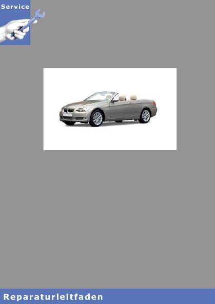 BMW 3er E93 (07>) Heizung und Klimaanlage