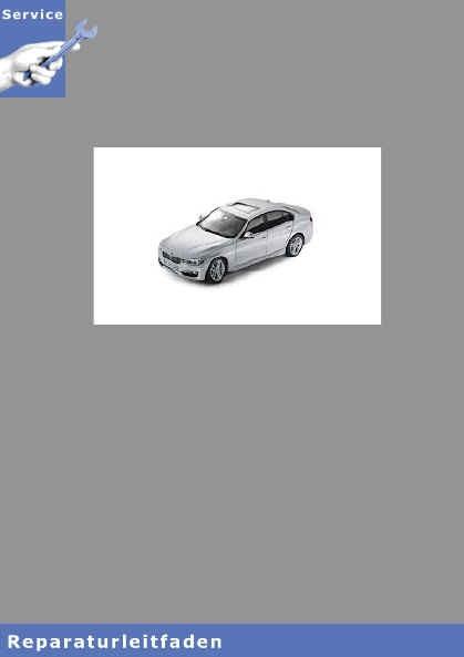 BMW 3er F30 (12>) 335i-iX-Hybrid 3 N55 Motor u. Motorelektrik
