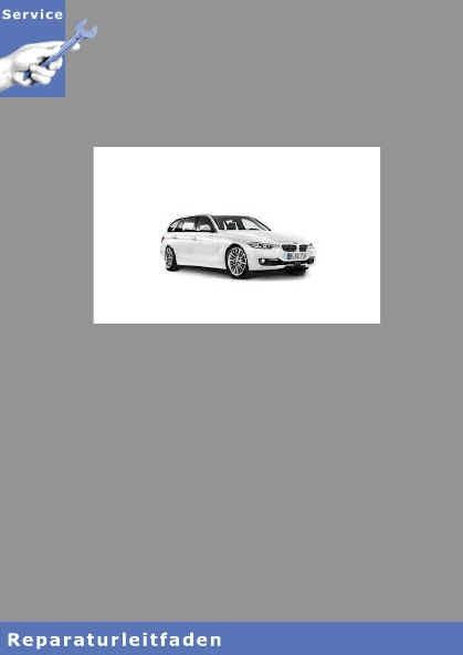 BMW 3er F31 (11>) Automatikgetriebe