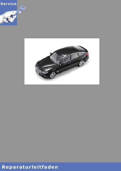BMW 3er F34 (12>) Automatikgetriebe