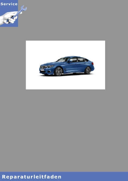 BMW 3er M3 F80 (12>) Heizung und Klimaanlage - Werkstatthandbuch