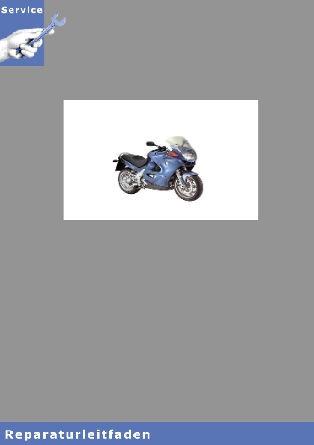 BMW K 1200 RS - Reparaturanleitung