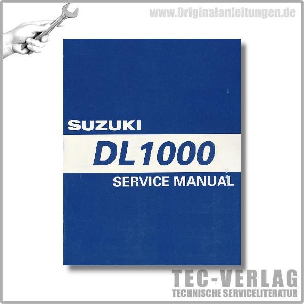 Suzuki DL 1000 (03-06) - Service Manual