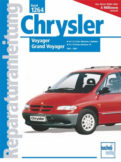 Chrysler Voyager / Grand Voyager  (95-00) - Reparaturanleitung Bucheli