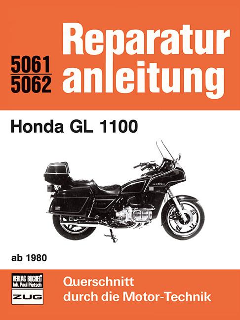 Honda GL 1100 (80>) - Reparaturanleitung