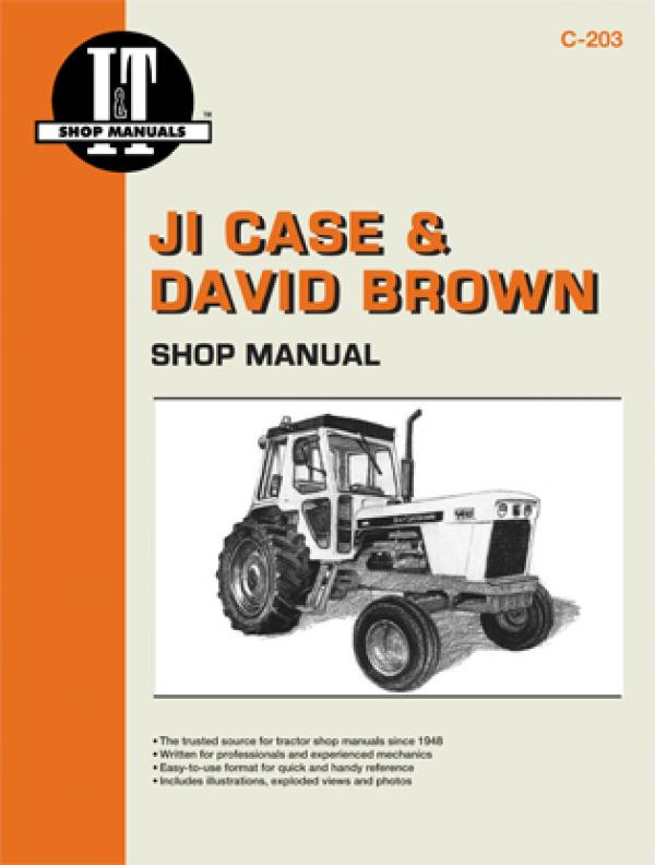 JI Case 770-1570, 885-4600 Shop Service Manual