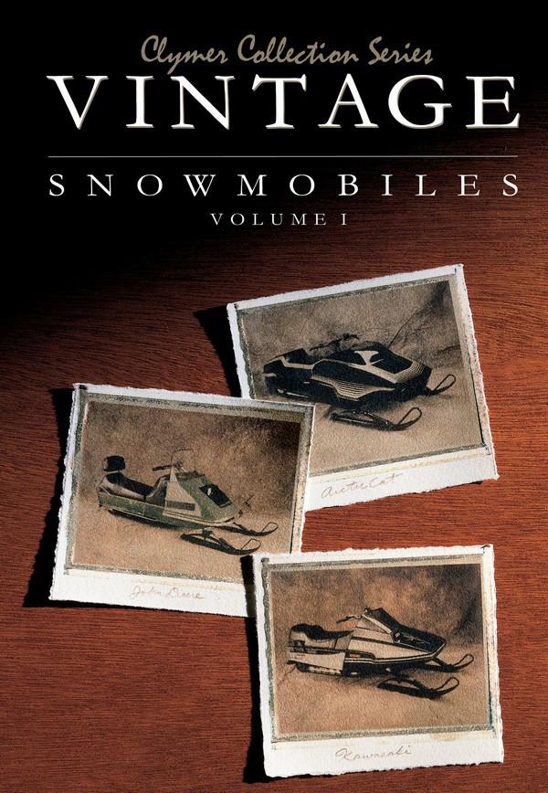 Arctic Cat / John Deere / Kawasaki Snowmobil - Shop Manual