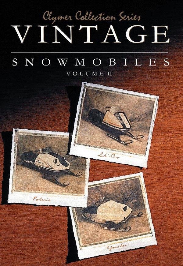 Yamaha / Ski-Doo / Polaris Snowmobile - Shop Manual