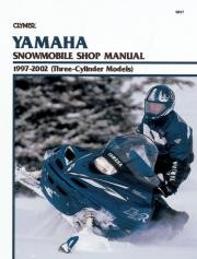 Yamaha Snowmobile - Shop Manual
