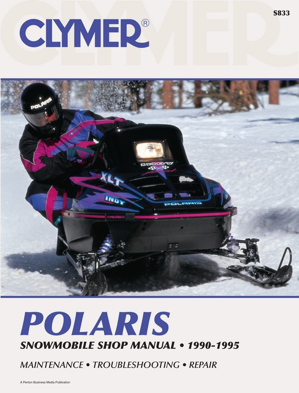 Polaris Snowmobil - Shop Manual