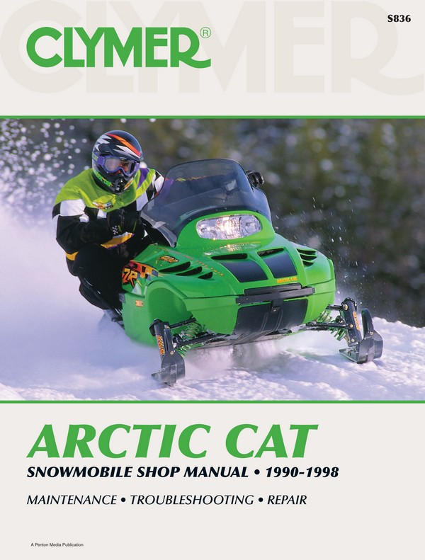 Arctic Cat Snowmobile - Shop Manual