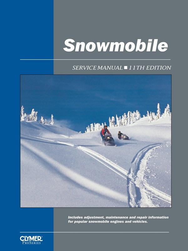 Snowmobil - Service Manual