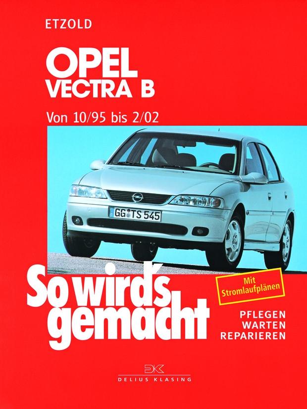 Opel Vectra B (95-02) - Reparaturanleitung So wirds gemacht