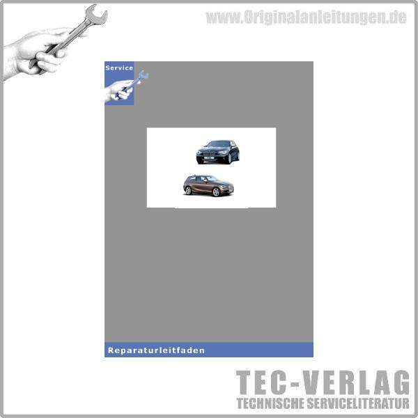 BMW 1er (10-15) Handschaltgetriebe (F20/F21) - Werkstatthandbuch
