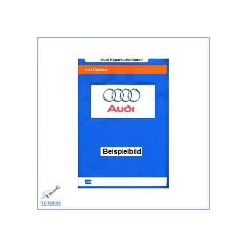 Audi 100 / A6 C4 (90-97) Reparaturleitfaden Eigendiagnose Automatisches Getriebe 097